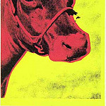 Andy Warhol - Warhol - Cow (1)