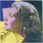 Andy Warhol - Warhol - Ingrid Bergman (as Herself)