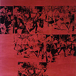 Andy Warhol - Warhol - Red Race Riot