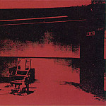 Andy Warhol - Warhol Early electric chair, 1963 Private