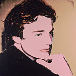 Andy Warhol - Portrait Of Jamie Wyeth