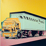 Andy Warhol - Warhol - Truck Announcement 2