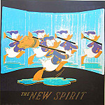 Andy Warhol - The New Spirit (donald Duck)