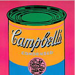 Andy Warhol - warhol-andy-campbells-soup-pink-2405582