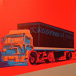 Andy Warhol - Warhol - Truck Announcement 4