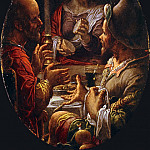 The Supper at Emmaus, Joachim Wtewael