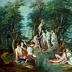 Joachim Wtewael - Judgement of Paris