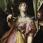 Joachim Wtewael - Judith with the Head of Holofernes