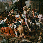 The Adoration of the Shepherds, Joachim Wtewael