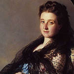 Portrait of a lady, Franz Xavier Winterhalter