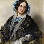 Frances, Countess of Gainsborough , Franz Xavier Winterhalter