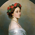 Franz Xavier Winterhalter - Princess Alice