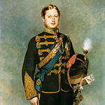Edward VII when Prince of Wales, Franz Xavier Winterhalter