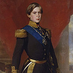 Pedro V, King of Portugal , Franz Xavier Winterhalter