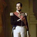 Franz Xavier Winterhalter - Leopold, King of the Belgians