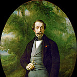 Napoleon III, Emperor of the French, Franz Xavier Winterhalter