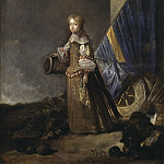 Unknown painters - Karl XI (1655-1697), King of Sweden Palatinate Grave of Zweibrücken [Attributed]