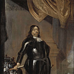 Unknown painters - Karl X Gustav (1622-1660), king of Sweden pfalzgreve av Zweibrücken [Attributed]