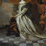 Lucas van Uden - Hedvig Eleonora (1636-1715), Queen of Sweden Princess of Holstein-Gottorp [Attributed]