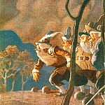 Newell Convers Wyeth - Rip Van Winkle_0009_The Wee Folk_N.C.Wyeth_sqs_r