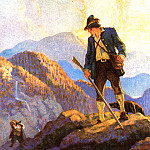 Newell Convers Wyeth - Rip Van Winkle_0004_Unknown Title_N.C.Wyeth_sqs