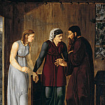 Friedrich Georg Weitsch - Meeting of Abraham and Hagar