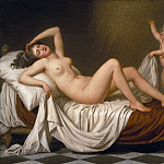 Danaë and the Shower of Gold, Adolf Ulrik Wertmüller