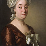 Unknown painters - Maria Ravens (1720-1786)
