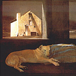 Wyeth - wyeth_night_sleeper_1979
