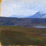 Unknown painters - Landscape from Åre