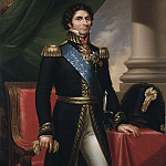 Erik Theodor Werenskiold - Karl XIV Johan (1763-1844), king of Sweden and Norway