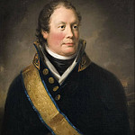 Johan Way - Georg Adlersparre (1760-1835), Count, Major General, Cabinet Minister