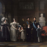 Unknown painters - Bernadotte Family