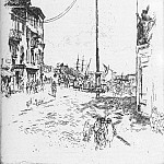 James Abbott Mcneill Whistler - Whistler_The_Little_Mast