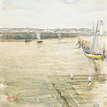 James Abbott Mcneill Whistler - Whistler_James_Abbott_McNeill_Scene_On_The_Mersey