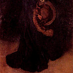 James Abbott Mcneill Whistler - Arrangement in Brown and Black Portrait of Miss Rosa Corder