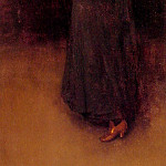 James Abbott Mcneill Whistler - Arrangement_in_Black_The_Lady_in_the_Yellow