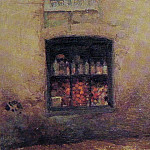 James Abbott Mcneill Whistler - An_Orange_Note