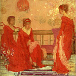 James Abbott Mcneill Whistler - Whistler_Harmony_in_Flesh_Colour_and_Red
