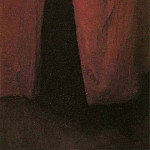 James Abbott Mcneill Whistler - Whistler_Harmony_in_Red_Lamplight