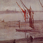 James Abbott Mcneill Whistler - Chelsea_Wharf_Grey_and_Silver