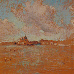 James Abbott Mcneill Whistler - Venetian_Scene