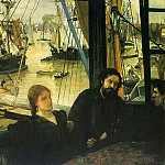 James Abbott Mcneill Whistler - Wapping_on_Thames