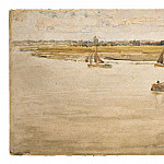 James Abbott Mcneill Whistler - Whistler_James_Abbott_McNeill_Gold_And_Brown