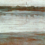 James Abbott Mcneill Whistler - Whistler_Symphony_in_Grey_Early_Morning_Thames