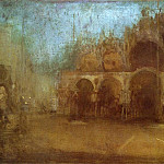 Джеймс Эббот Мак-Нейл Уистлер - Whistler_Nocturne_Blue_and_Gold_St_Mark-s_Venice