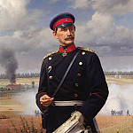 Max Liebermann - The Infantry General Konstantin von Alvensleben