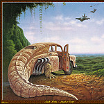 Яцек Йерка - Jacek Yerka - Attack At Dawn (Abraxsis)