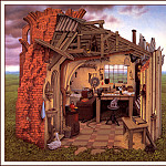 Jacek Yerka - bs-ahp- Jacek Yerka- An Afternoon With The Brothers Grimm