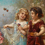 Hans Zatzka - The Spring of Life